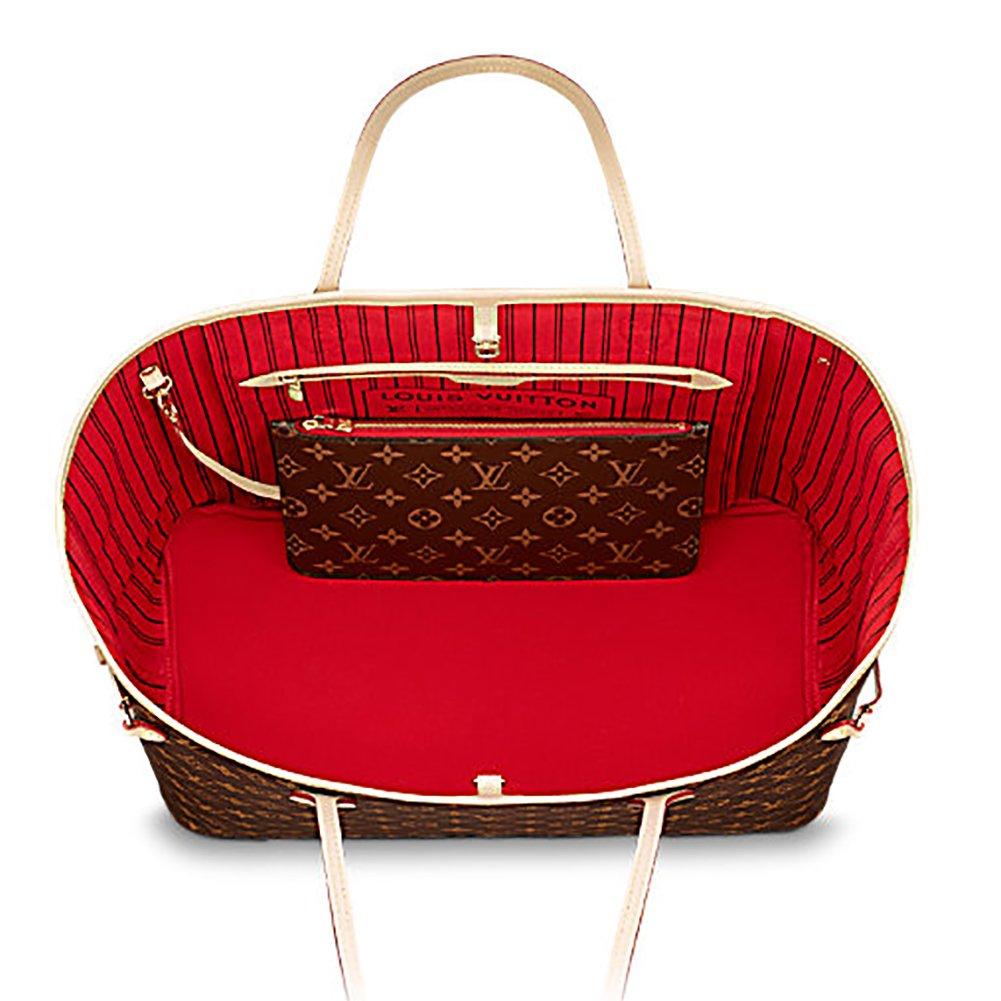Authentic Louis Vuitton Neverfull GM Monogram Canvas Cherry Handbag  Article M41179  Handbags  Amazon.com 1cdbab2a4a971