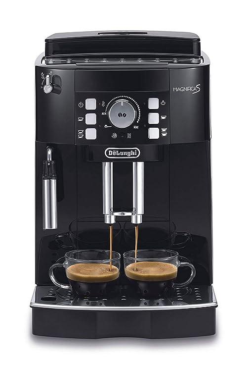 DeLonghi Magnifica S ECAM 21.117.B Máquina Espresso, 1450 W, 1.8 ...