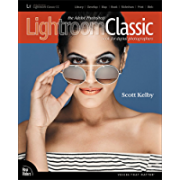 The Adobe Photoshop Lightroom Classic CC Book for Digital Photographers (Voices That Matter) book cover