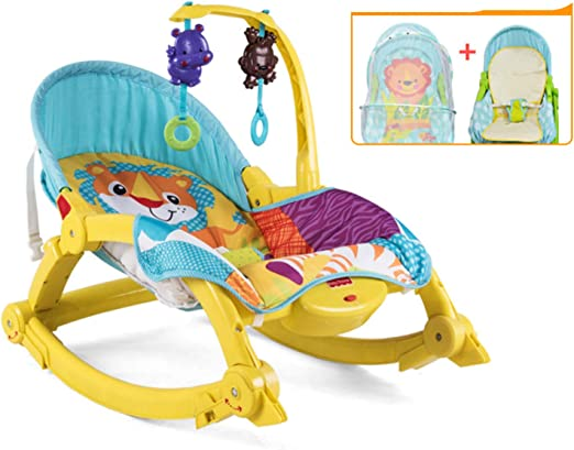 Amazon Com Bianjesus Infant To Toddler Rocker Baby Bouncer Chair
