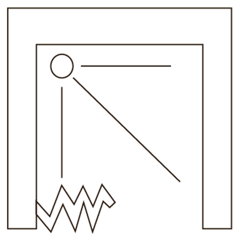 R/éductible par le coupe du rail Blanc. Douche /à une porte Ouverture frontale Produit en PVC atoxique auto-extinguible
