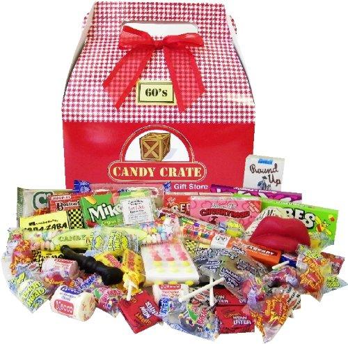 1960's Valentine Retro Candy Assortment