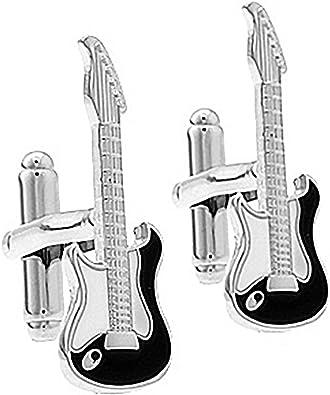 Mancuernas de la guitarra eléctrica con mancuernas de la caja de ...