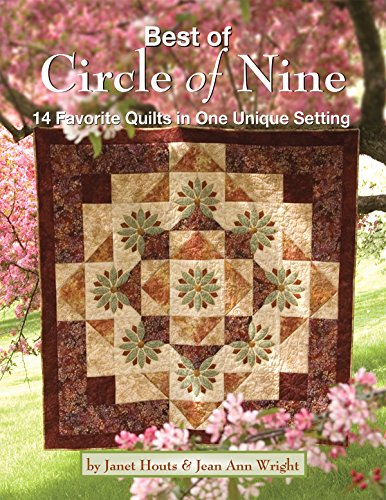 Cheap  Best of Circle of Nine: 14 favorite quilts, One simple setting, Stunning..