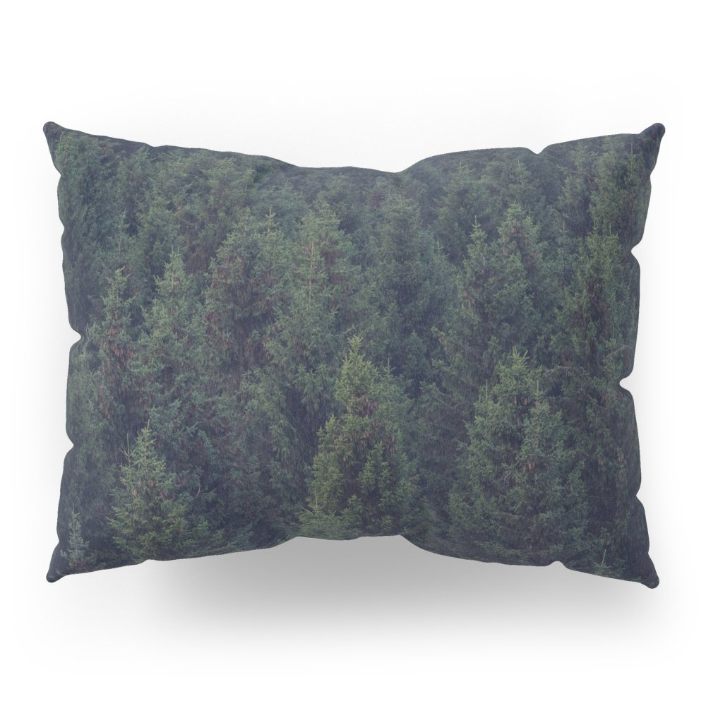 Society6 Deep In The Woods Pillow Sham Standard (20'' x 26'') Set of 2 by Society6 (Image #1)