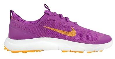 b3c908b2c32d18 Nike Golf- Ladies FI Bermuda Shoes Purple Orange