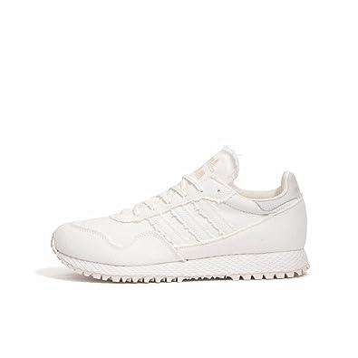c3e3c030081 adidas New York Past Mens (Daniel Arsham) in White
