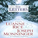 The Letters Audiobook by Luanne Rice Narrated by Joseph Monninger, Donna Rawlins, Bruce Turk