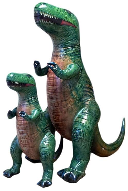 Agorà Import T-Rex Dinosaurio Hinchable Grande: Amazon.es ...