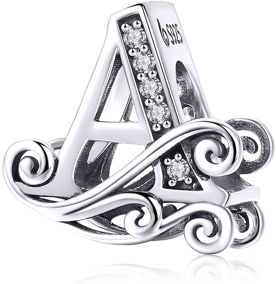 Solid 925 Sterling Silver...