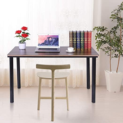 Writing Computer Desk,Office Computer Desk,Household Desktop Computer Desk PC Laptop Study Table Office Desk Workstation