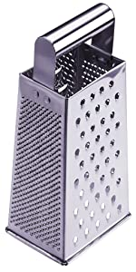 Prepworks by Progressive Deluxe Stainless Steel Box Grater
