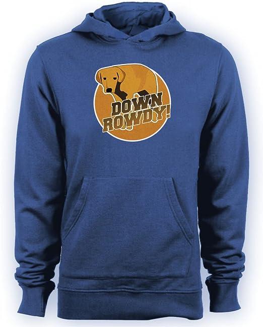 Patrones para pijamas de hospital - the Dog de plumón de Rowdy serie de televisión sudadera
