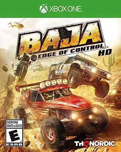 Baja: Edge of Control HD - Xbox One - Edge Parka