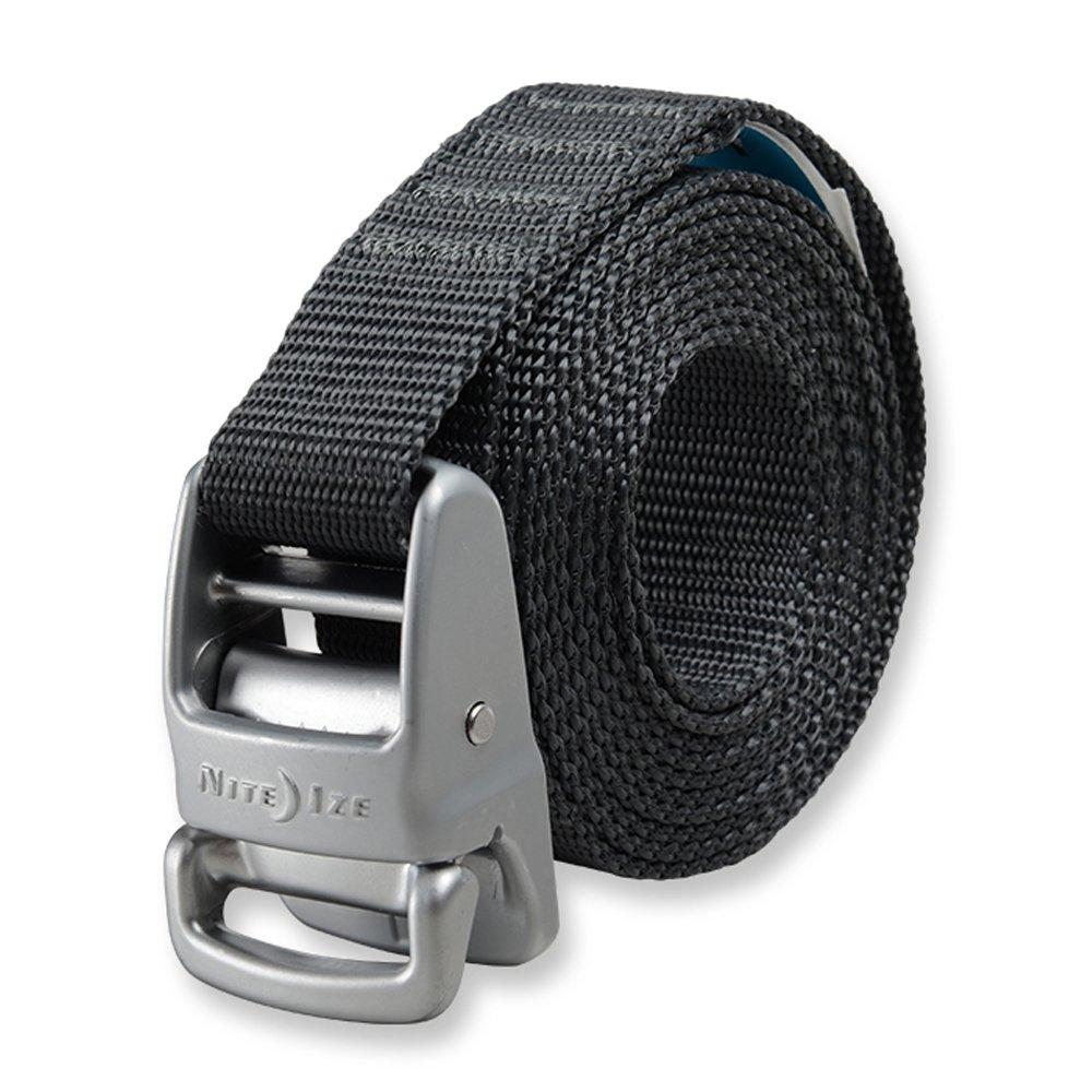 Nite Ize CJW18-M1-R8 18-Feet CamJam Tie Down Strap, Black, 1-Pack