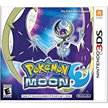 Pokémon Moon - Nintendo 3DS - Standard Edition