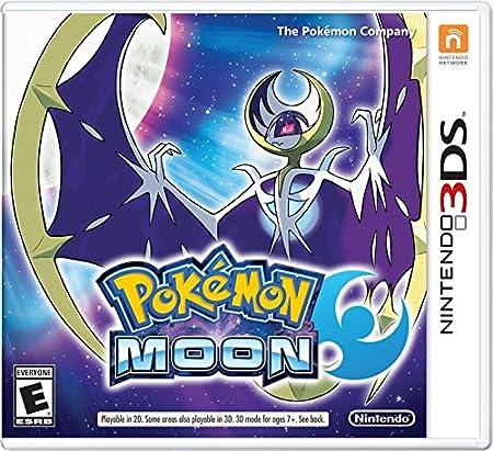 Pokémon Moon - Nintendo 3DS
