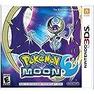 Pokemon Moon - Nintendo 3DS - Standard Edition
