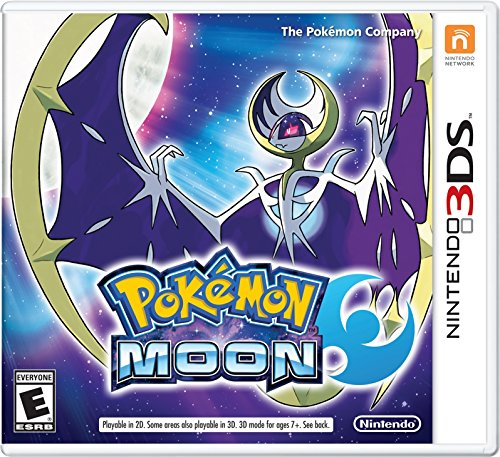 Pokémon Moon - Nintendo 3DS (Pokemon Sun And Moon Best Pokemon Game)
