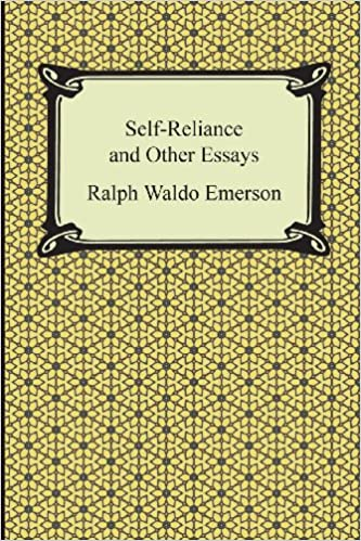 Amazon com self reliance and other essays 9781420946932 ralph