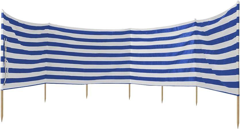Idena Wind – Aprox. 800 x 80 cm füt Playa, Camping y jardín