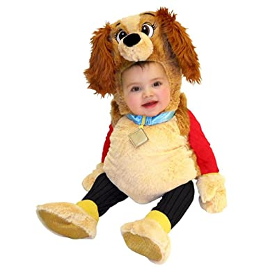 473591b94877 Amazon.com  Baby Classic Infant Puppy Dog Costume (Size  18M)  Clothing