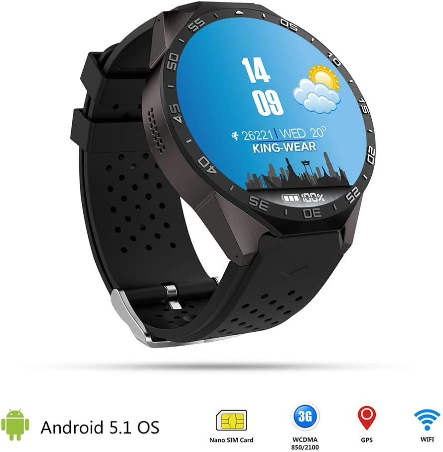 Amazon.com: ZFD Smart Watch Men Smart Watch 500W HD Camera ...