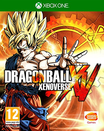 Dragonball XenoVerse (Xbox One) (Dragon Ball Vs One Piece Vs Naruto Game)