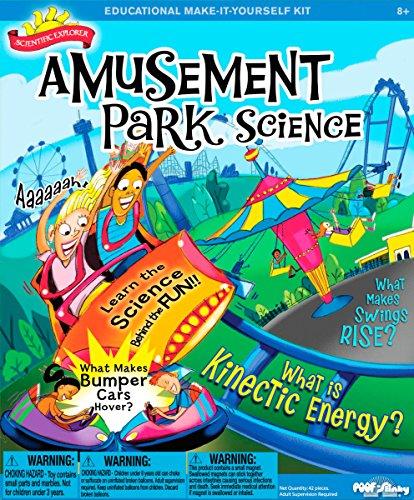 Scientific Explorer Amusement Park Science Kit