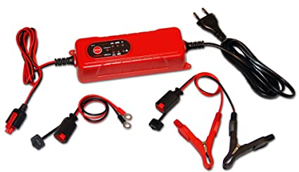 FERVE F-2504 Cargador Automático de Baterías de Plomo Ácido