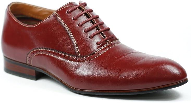 Almond Toe Oxfords Dress Shoes