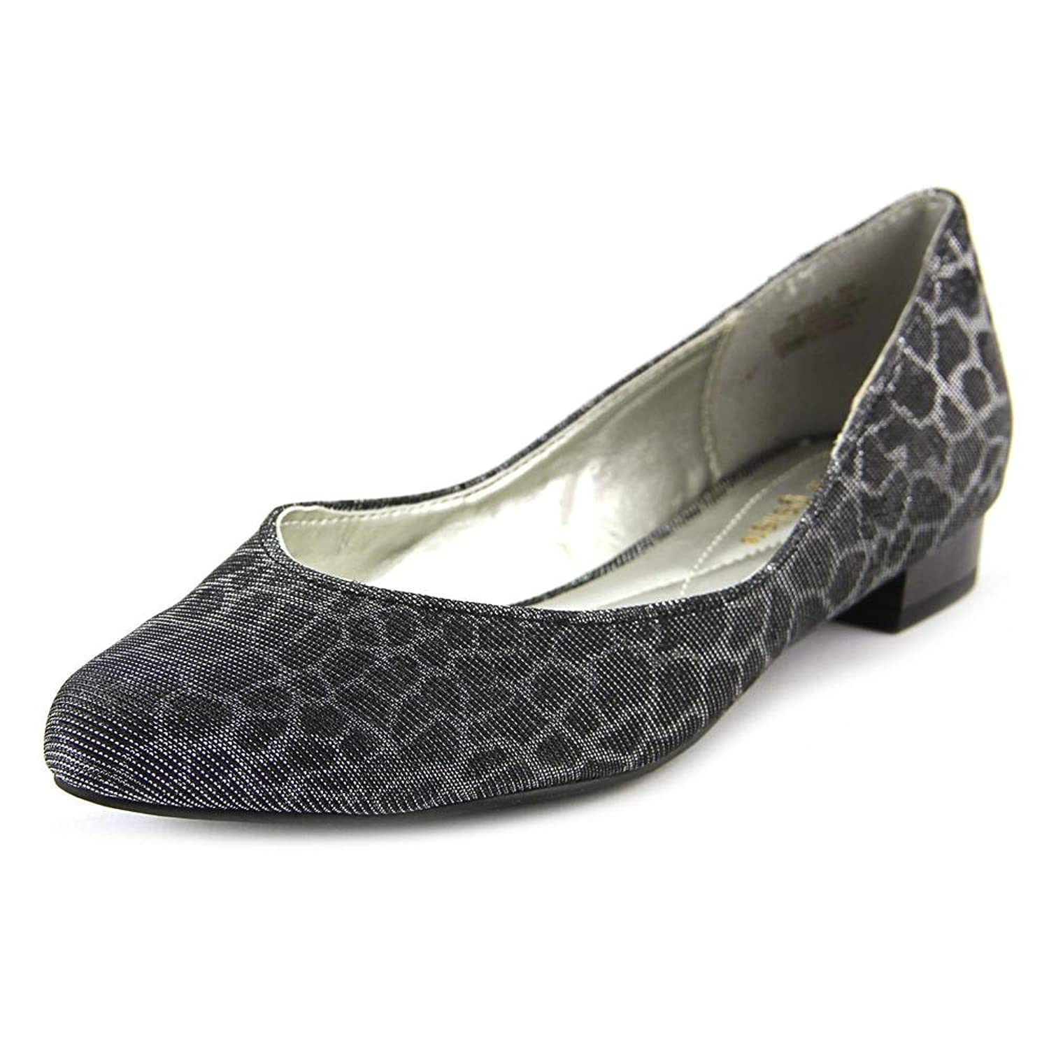 5153837bb47c new Andrew Geller Petula Women Pointed Toe Canvas Loafer - nube ...