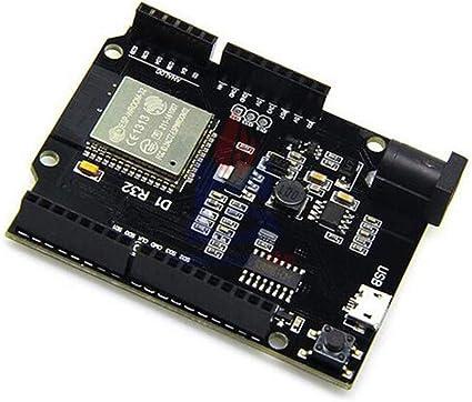 Wemos D1 Mini UNO D1 R32 CH340 4 M ESP32 WiFi Bluetooth devolopment Board Cable
