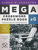 Simon & Schuster Mega Crossword Puzzle Book #6 (S&S Mega Crossword Puzzles)