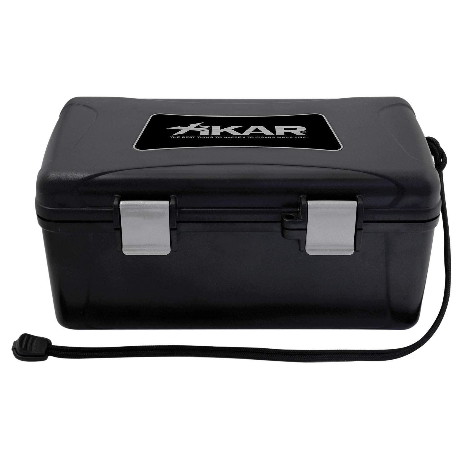 X-treme Protection Rugged Cigar Travel Case holds 15 ct