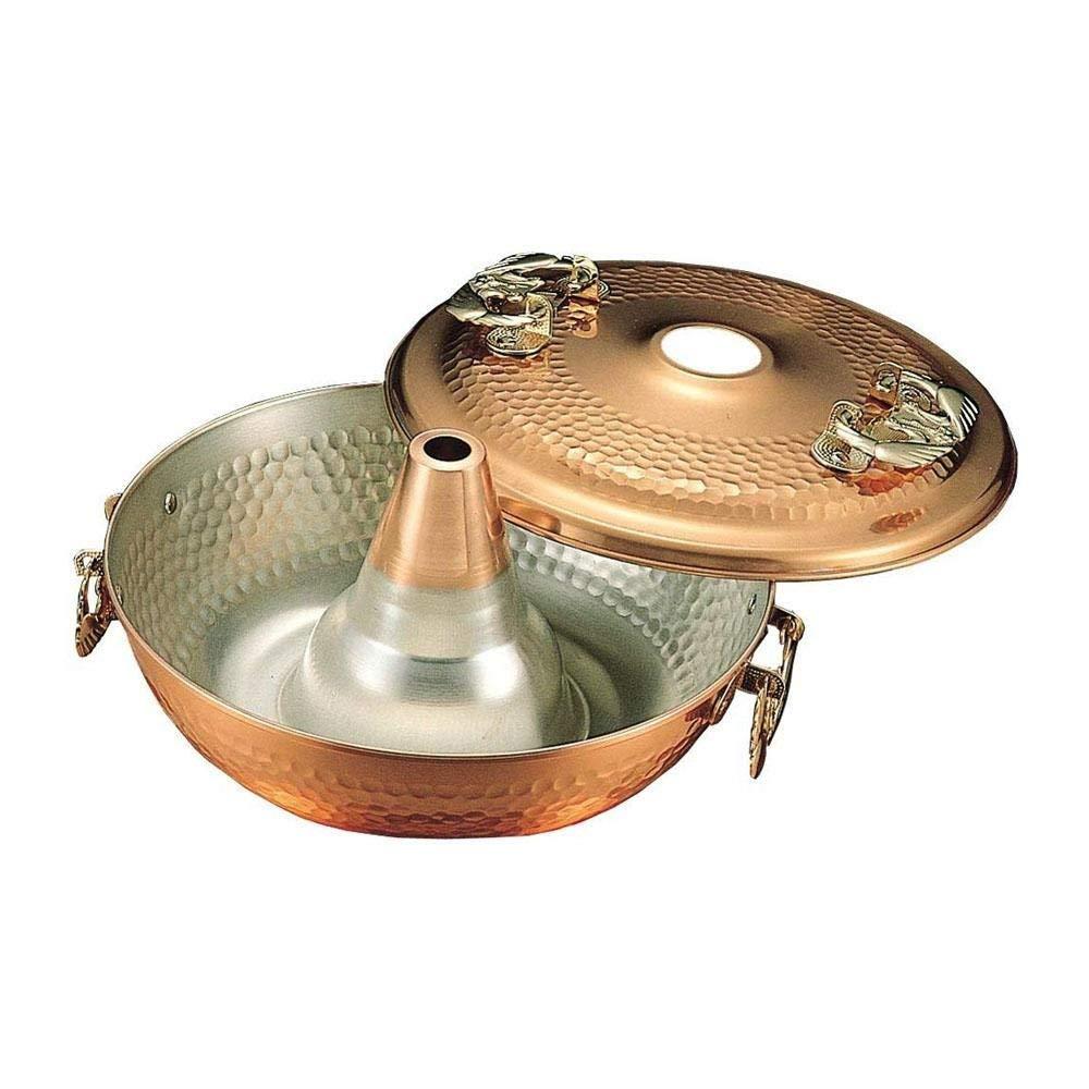 輝煌 銅しゃぶ鍋 26cm TN8000 家事用品 鍋(パン) ab1-1270714-ak [並行輸入品] B07PKQZHMJ