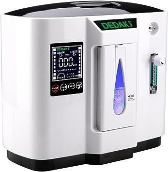 130 W POWER 6L contraseñas oxigeno concentrador de oxigeno ...