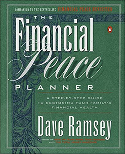Amazon.com: The Financial Peace Planner: A Step-by-Step Guide to ...