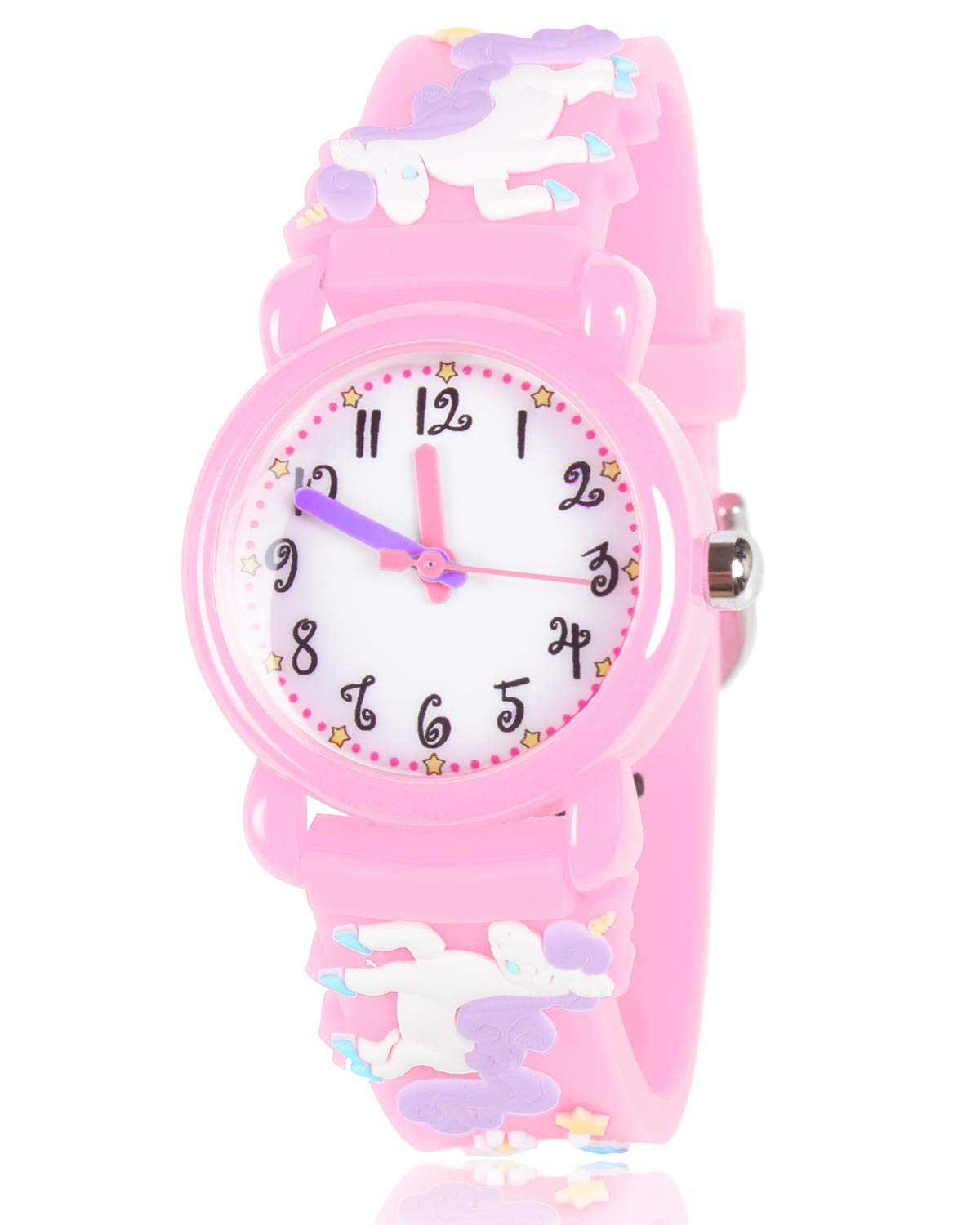 Dodosky Unicorn Gifts for 2 3 4 5 6 7 Year Old Girls, Gifts for 2 3 4 5 6 7 Year Old Girls Watch by Dodosky