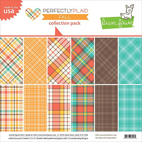 Lawn Fawn Double-Sided Collection Pack 12