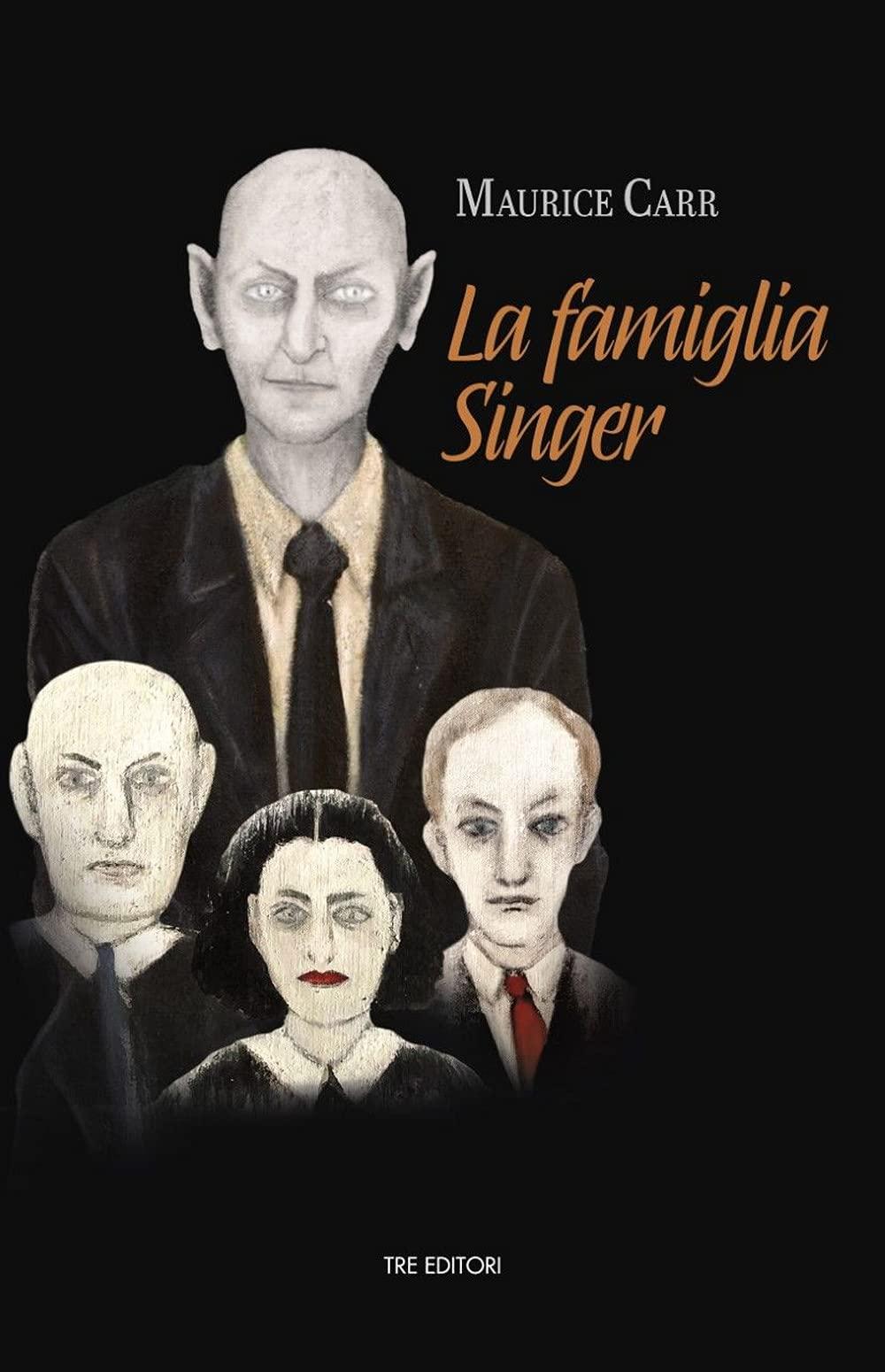 La famiglia Singer: Amazon.it: Carr, Maurice: Libri