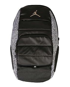 3620e451c804 Nike Jordan Jumpman Backpack Black 9A1640-210 by Nike  Amazon.co.uk ...