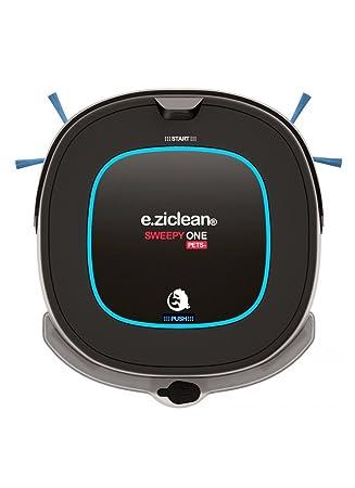 Robot aspirador limpiador híbrido E. ziclean® Sweepy One Pets: Amazon.es: Hogar