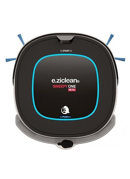Robot aspirador limpiador híbrido E. ziclean® Sweepy One Pets