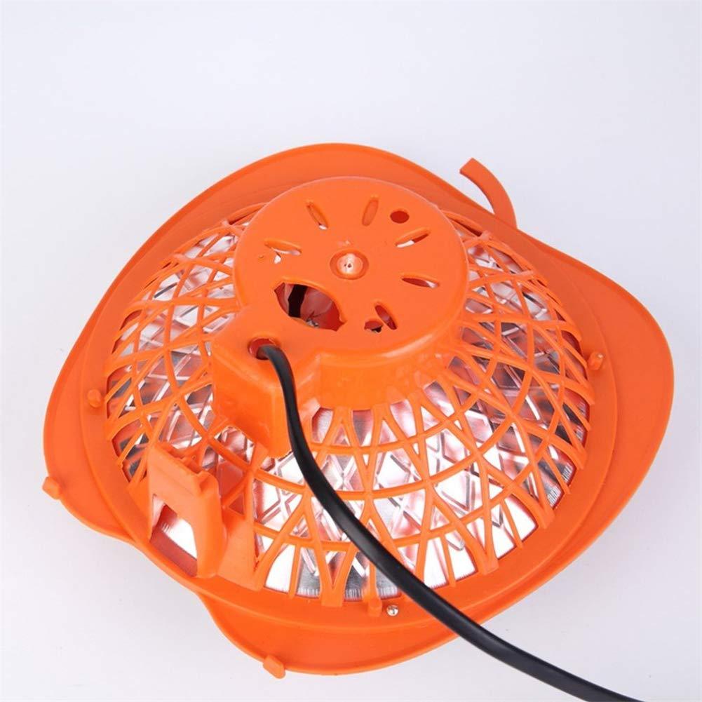 YSCCSY Calentador Eléctrico Invierno Mini Solar Creativa 6 ...