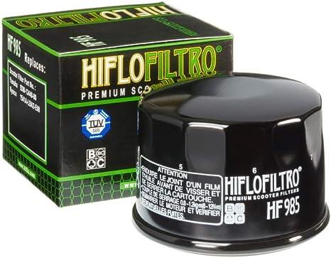 FILTRO OLIO HIFLO HF 985 PER YAMAHA T-MAX 500//530-KYMCO X-CITYNG 500,KYMCO MY RO