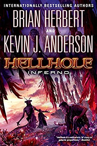 book cover of Hellhole Inferno