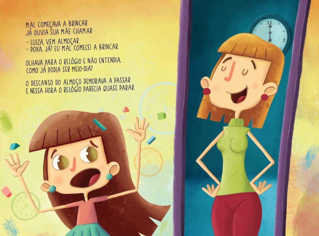 13d4018fec4 O relógio só tem pressa na hora que mais interessa  - Pré-lançamento   Renata Fernandes