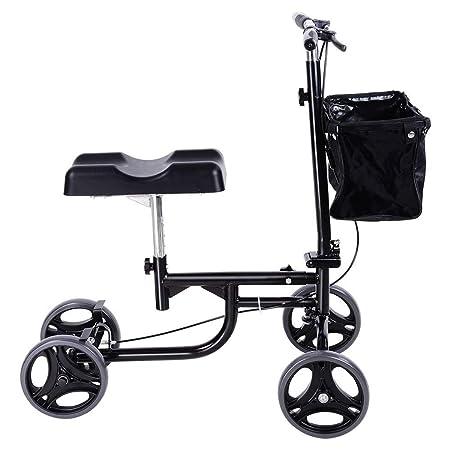 Scooter orientable para andar sobre la rodilla, movilidad ...
