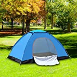CGH-Instant-Automatic-pop-up-Tent-2-Person-Lightweight-TentWaterproof-Windproof-UV-Protection-Perfect-for-Beach-Outdoor-TravelingHikingCamping-Fishing-etc